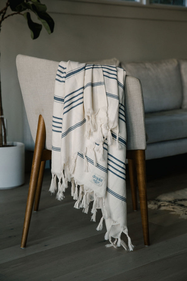 ORGANIC Cotton Turkish Towels