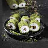 Turkish Delight Sultan Pistachio with Pistachio Cover İkbal