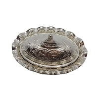 Turkish Delight and Sugar Bowl Candy Dish With Lid Decorative Authentic Medieval Style Wedding Gift Chocolate and Candy Serving