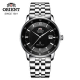 ORIENT Watch Men Business Casual  Collocation Men's Watches Mechanical Japanese Automatic Movement  Men's Wrist Watch