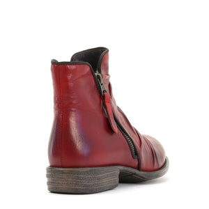 Eos Footwear - Willet Boot Red