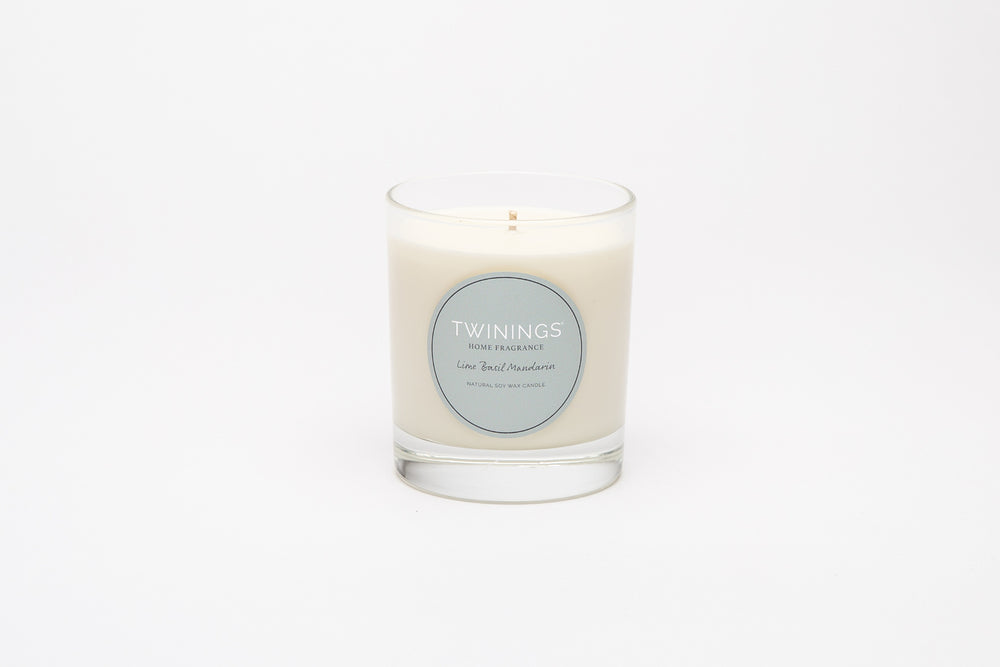 Autumn Crumble Single Wick Candle