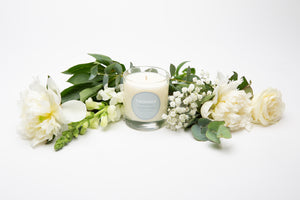 Load image into Gallery viewer, Lemongrass & Ginger Single Wick Candle