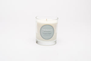 Lemongrass & Ginger Single Wick Candle