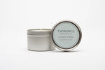 Lemongrass & Ginger Candle Tin