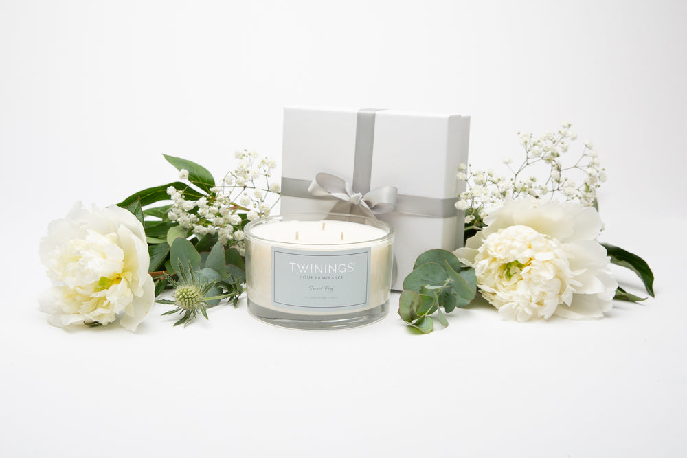 Peony 3 Wick Candle Jar (Limited Edition)