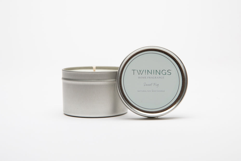 Peony Candle Tin (Limited Edition)