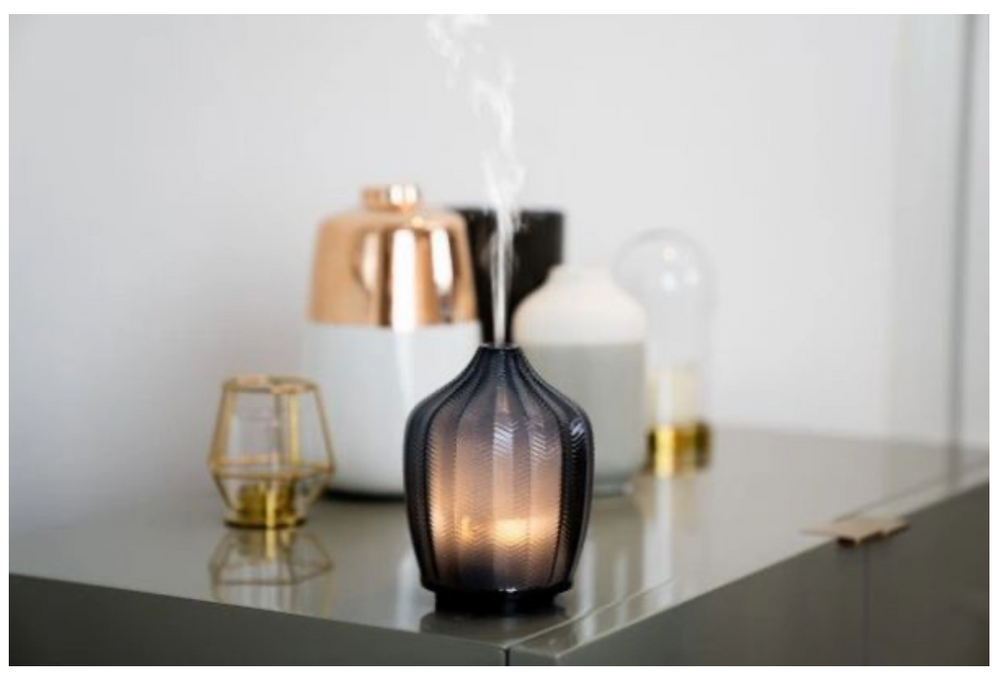 Load image into Gallery viewer, Aroma Diffuser Fern Grey