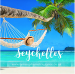 Seychelles Candle Tin (Limited Edition)