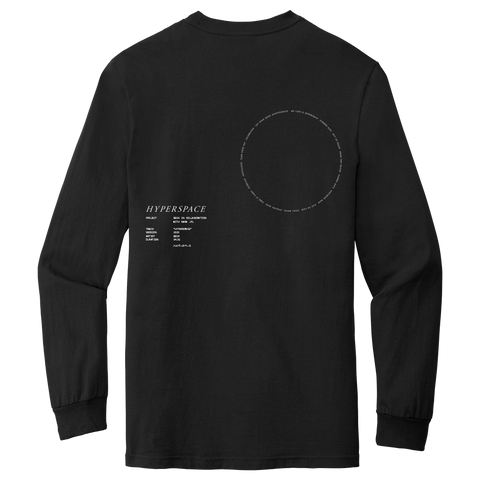 HYPERSPACE LIMITED EDITION LONGSLEEVE T-SHIRT + DELUXE DIGITAL ALBUM