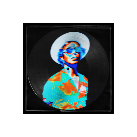 HYPERSPACE (2020) PICTURE DISC + DIGITAL ALBUM