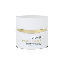 VITAYES Perfector Day Cream, facial moisturizer with 15 SPF, 24-hour moisture, Intensive care with anti-aging effect