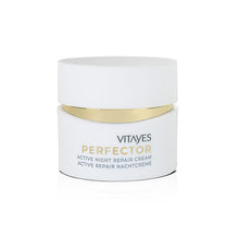VITAYES Perfector Night Cream with Hydrasalinol & Active Repair Complex, Anti-Aging Face & Skin Moisturizer 50 ml