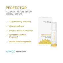 VITAYES Perfector - Illuminating Eye Serum - Augen Serum and Anti-Aging Cream