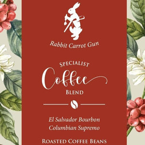 RCG Coffee Beans - rabbit-carrot-gun-market.com