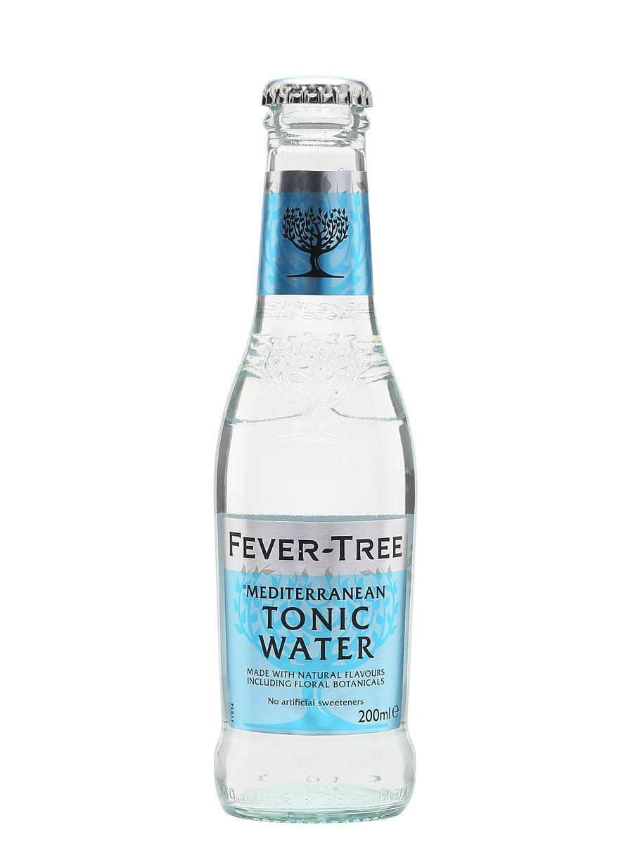 Fever-Tree Mediterranean Tonic Water - rabbit-carrot-gun-market.com