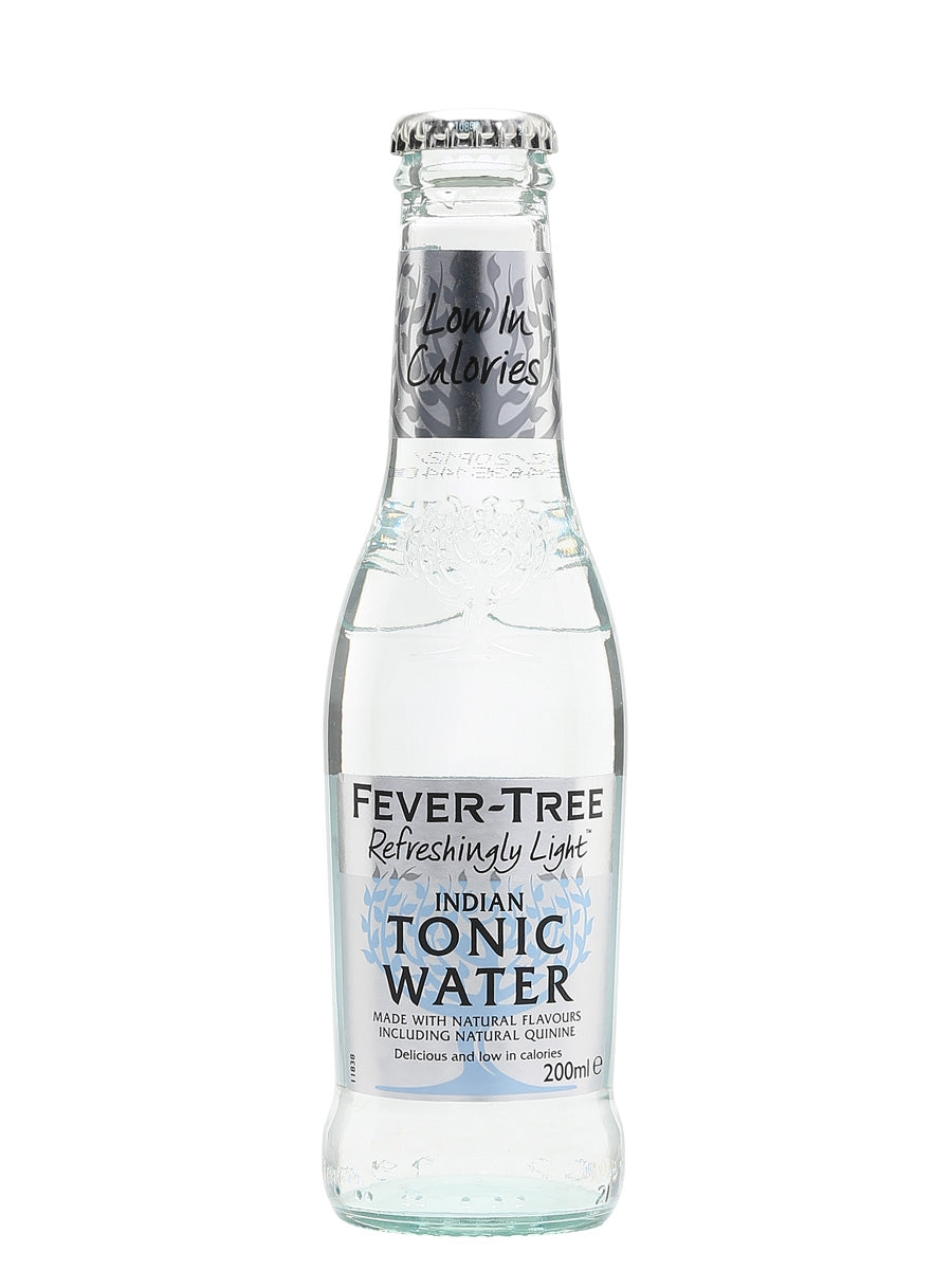 Fever-Tree Light Indian Tonic Water - rabbit-carrot-gun-market.com