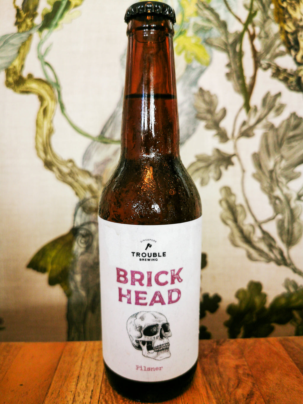 Brick Head Pilsner - rabbit-carrot-gun-market.com