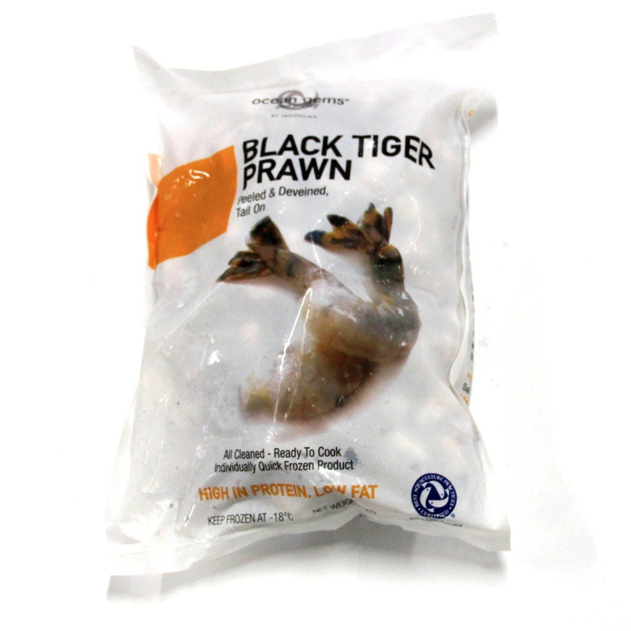 Black Tiger Prawn - rabbit-carrot-gun-market.com