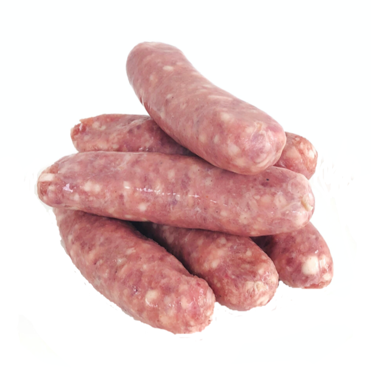 English Cumberland Sausage (Frozen) - rabbit-carrot-gun-market.com