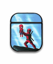 Load image into Gallery viewer, Spider-Man Case for AirPods 1 2 3 Pro protective cover skin spm5