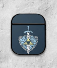Load image into Gallery viewer, The Legend of Zelda Case for AirPods 1 2 3 Pro protective cover skin 01