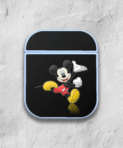 Mickey Mouse Disney Case for AirPods 1 2 3 Pro protective cover skin 02