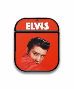 Elvis Presley Case for AirPods 1 2 3 Pro protective cover skin 04