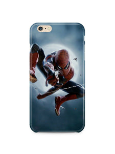 Iphone 4 4s 5 5s 5c 6 6S + Plus Case Amazing Spider Man Hero Kids Comics Marvel