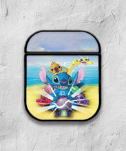 Load image into Gallery viewer, Stitch Disney Case for AirPods 1 2 3 Pro protective cover skin 03