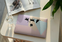 Load image into Gallery viewer, Cute Black Painted Cats MacBook case for Mac Air Pro M1 13 16 Cover Skin SN80