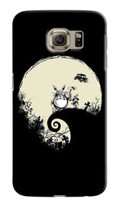 My Neighbor Totoro Galaxy S4 5 6 7 8 9 10 E Edge Note 3 - 10 Plus Case 4