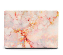 Load image into Gallery viewer, Marble Texture Best MacBook case for Mac Air Pro M1 13 16 Cover Skin SN119