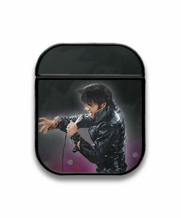 Elvis Presley Case for AirPods 1 2 3 Pro protective cover skin 02