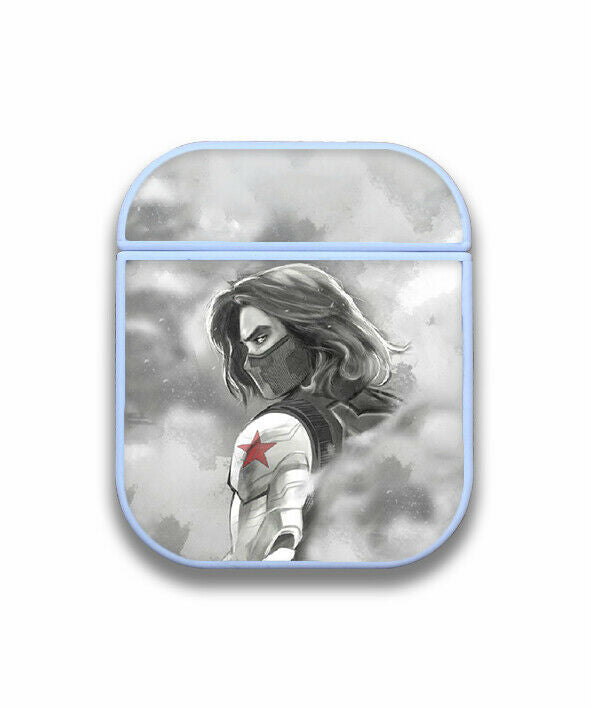 Winter Soldier Case for AirPods 1 2 3 Pro protective cover skin vs3