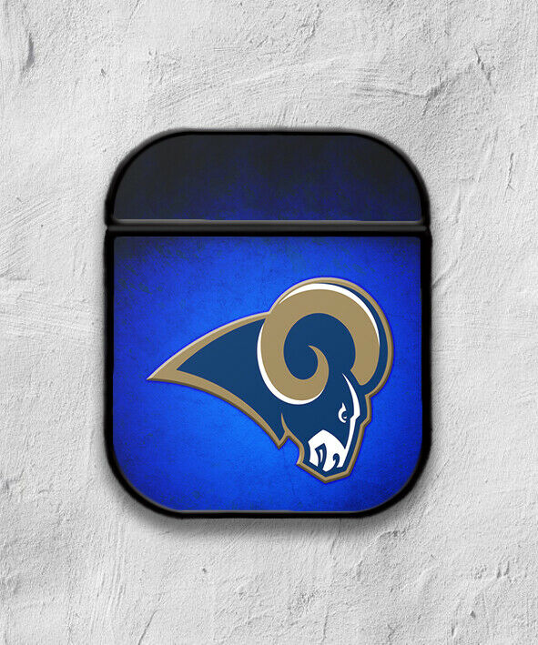 LA Rams Case for AirPods 1 2 3 Pro protective cover skin lar2
