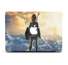 Load image into Gallery viewer, The Legend of Zelda MacBook case for Mac Air Pro M1 13 16 Cover Skin Anime SN35
