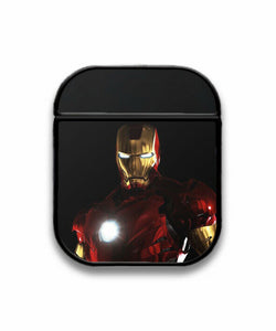 Iron Man Case for AirPods 1 2 3 Pro protective cover skin irm5