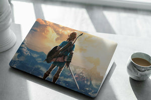 The Legend of Zelda MacBook case for Mac Air Pro M1 13 16 Cover Skin Anime SN35