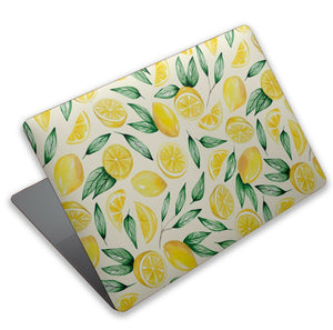 Lemon Lime Citron MacBook case for Mac Air Pro M1 13 16 Cover Skin SN99