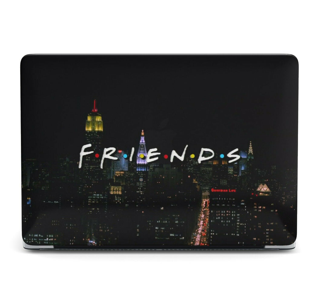 Friends Series MacBook case for Mac Air Pro M1 13 16 12 inch Cover Gift 04
