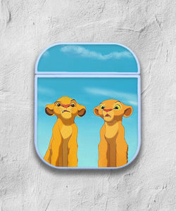 The Lion King Disney Case for AirPods 1 2 3 Pro protective cover skin 02