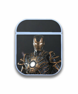 Iron Man Case for AirPods 1 2 3 Pro protective cover skin irm1
