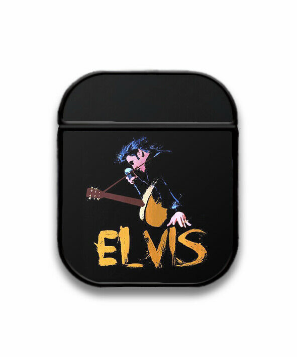 Elvis Presley Case for AirPods 1 2 3 Pro protective cover skin 01