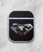 Load image into Gallery viewer, Oakland Raiders Case for AirPods 1 2 3 Pro protective cover skin okr4