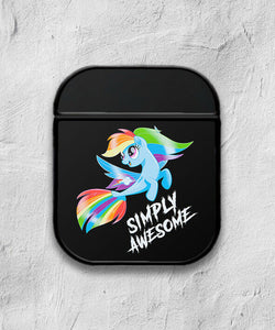 My Little Pony Case for AirPods 1 2 3 Pro protective cover skin 02