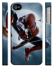 Load image into Gallery viewer, Iphone 4 4s 5 5s 5c 6 6S + Plus Case Amazing Spider Man Hero Kids Comics Marvel