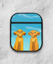 Load image into Gallery viewer, The Lion King Disney Case for AirPods 1 2 3 Pro protective cover skin 02