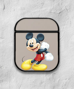 Mickey Mouse Disney Case for AirPods 1 2 3 Pro protective cover skin 03