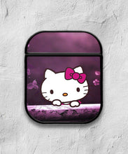 Load image into Gallery viewer, Hello Kitty case for AirPods 1 2 3 Pro protective cover skin 03